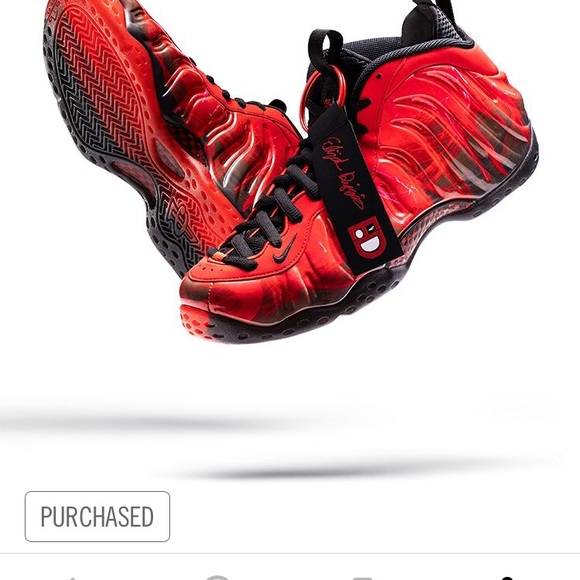 Air Foamposite One Premium Doernbecher Freestyle. NWT. Nike 6a6abafd7